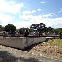Photo taken at San Carlos Cemetery by Nate F. on 8/18/2012