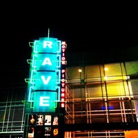 Photo taken at Rave Motion Pictures by Arnulfo V. on 5/5/2012