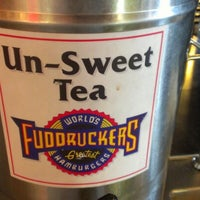 Photo taken at Fuddruckers by Ron B. on 8/21/2012