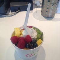 Photo taken at Pinkberry by Laura P. on 3/29/2012