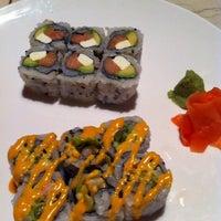 Photo taken at Fuji Sushi & Steak House by Lauren L. on 5/8/2012