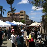 Photo taken at Little Italy Mercato by Spencer on 5/26/2012