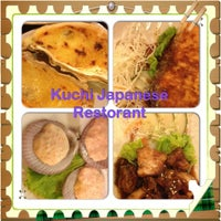 Photo taken at Kuchi Japanese Restaurant by Karen C. on 7/28/2012