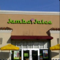 Photo taken at Jamba Juice by Adrianne Marie P. on 3/27/2012