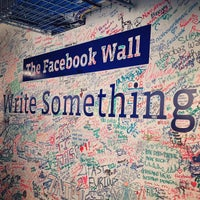 Photo taken at Facebook NYC by Chris B. on 5/25/2012