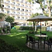 Photo taken at Malibu Hotel by Ingrid O. on 6/9/2012
