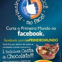 Photo taken at Primeiro Mundo by Werlen C. on 3/26/2012