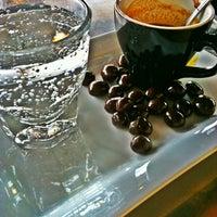 Photo taken at Kaldi's Coffee House by Nathalie P. on 3/11/2012
