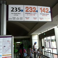 Photo taken at Toa Payoh Bus Interchange by Benjamin O. on 4/8/2012