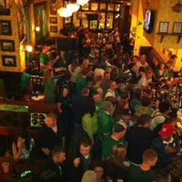 Photo taken at Jack Quinn Irish Pub by Tiffany S. on 3/18/2012