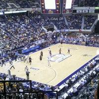 Photo taken at Richmond Coliseum by Karen W. on 3/4/2012