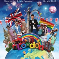 Photo taken at World Pride London 2012 by Carlos M. on 7/7/2012