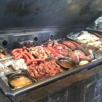 Photo taken at Hard Eight BBQ by Albert L. on 5/5/2012