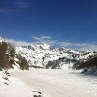 Photo taken at Lago Incantato by alessio a. on 3/3/2012