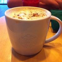 Photo taken at Starbucks by Jessica M. on 9/3/2012