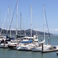 Photo taken at Sausalito Yacht Club by Mike J. on 5/28/2012