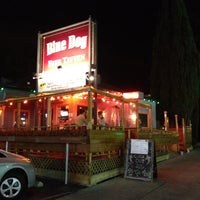 Photo taken at The Blue Dog Beer Tavern by Karim on 7/18/2012