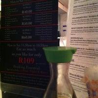 Photo taken at Active Sushi by Matthew B. on 4/30/2012