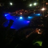 Photo taken at Hacienda Hotel & Spa by Ems L. on 6/8/2012