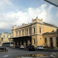 Photo taken at Stazione Trieste Centrale by Carlo F. on 5/4/2012