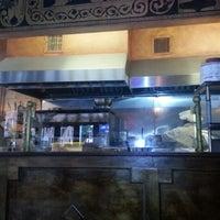 Photo taken at Zaytoon's by Anthony B. on 7/28/2012