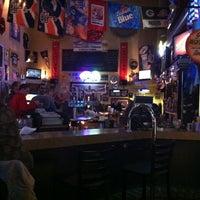 Photo taken at The Abbey Bar by Patnida P. on 4/14/2012