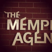 Photo taken at The Memphis Agency by Brenton C. on 5/8/2012