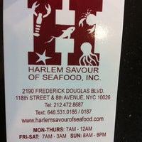 Photo taken at Harlem Savour by Justin M. on 2/8/2012