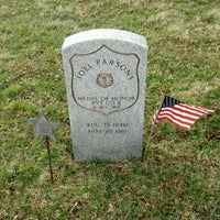 Photo taken at Union Cemetery by Travis S. on 3/7/2012