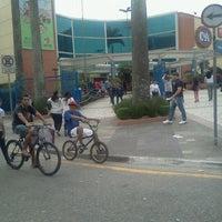 Photo taken at Mauá Plaza Shopping by Bárbara O. on 7/24/2012