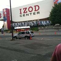 Photo taken at Izod Center by Mark H. on 5/5/2012