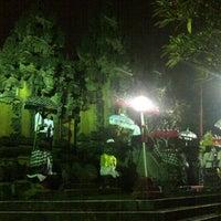 Photo taken at Pura Agung Tamansari Halim Perdana Kusuma by Redita A. on 5/5/2012