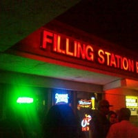 Photo taken at Filling Station Pub by Tiffany M. on 2/4/2012