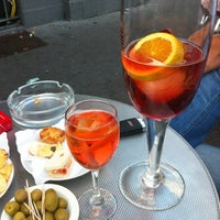 Photo taken at Bar Basso by Elisabetta on 7/22/2012