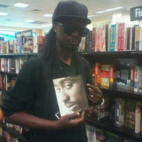 Photo taken at Barnes & Noble by Brotha R. on 8/3/2012