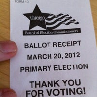 Photo taken at Eastwood Towers Polling Place by Chris H. on 3/20/2012