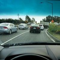 Photo taken at Interstate 110 at Exit 5 by Jen V. on 3/26/2012