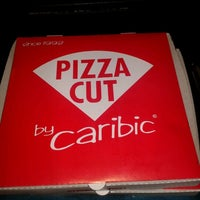 Photo taken at Caribic Pizza by Branka M. on 9/2/2012