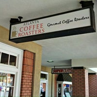 Photo taken at atlanta coffee roasters by Dave K. on 3/17/2012