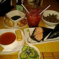 Photo taken at Hiro Sushi by Talita L. on 5/12/2012