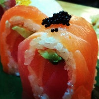 Photo taken at House of Japan-seafood Sushi and steak hibachi by Ellick K. on 5/17/2012