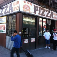 Photo taken at Di Fara Pizza by Marc L. on 3/14/2012