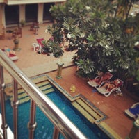 Photo taken at Rita Resort and Residence by Di L. on 3/8/2012