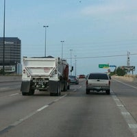 Photo taken at U.S. Highway 75 (US-75) by Melissia P. on 6/5/2012