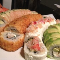 Photo taken at Tobu Sushi by Hernán B. on 8/18/2012