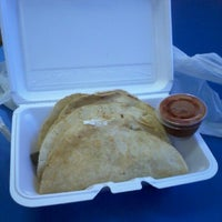 Photo taken at Tacos Morelos by KarenEliana S. on 8/29/2012