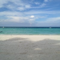 Photo taken at White House Resort Boracay by Niel P. on 5/22/2012