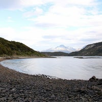 Photo taken at Parque Nacional Tierra del Fuego by Mike & Anne H. on 3/15/2012