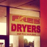 Photo taken at H&L Superwash Laundromat by James S. on 6/20/2012