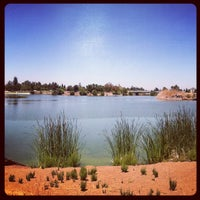 Photo taken at Almaden Lake Park by Jen L. on 7/29/2012